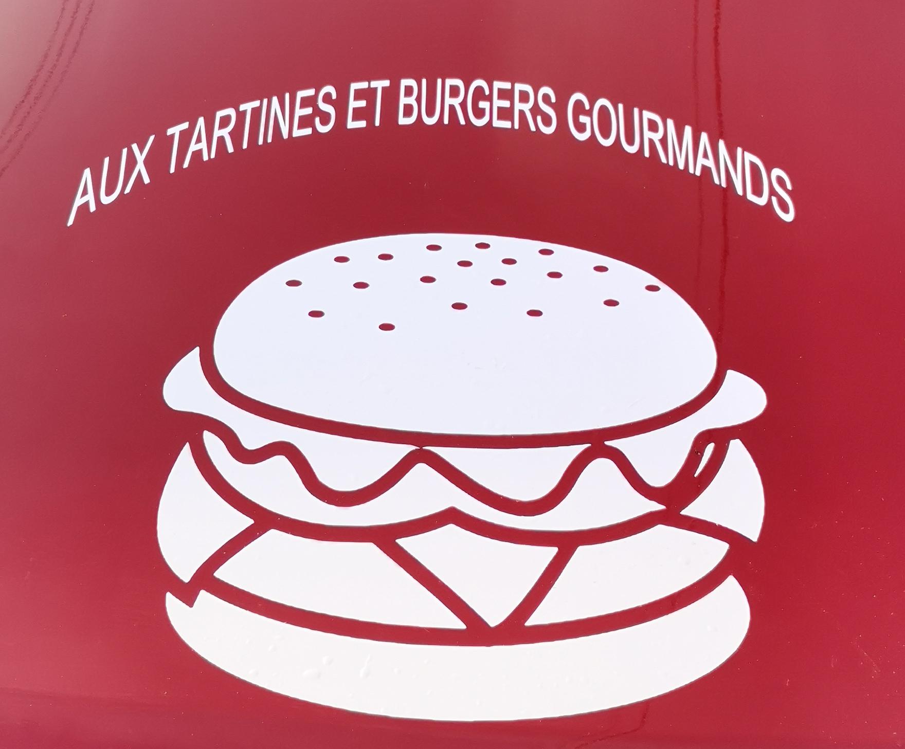 Aux tartines et burgers gourmands
